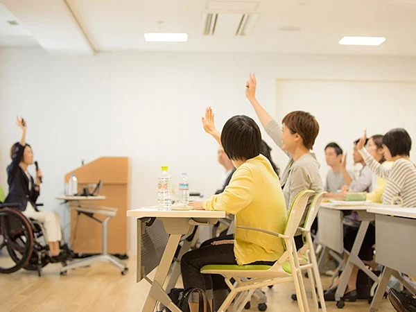 3級の講義の様子